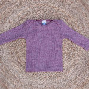 cosilana-wol-zijde-shirtje-wijnrood