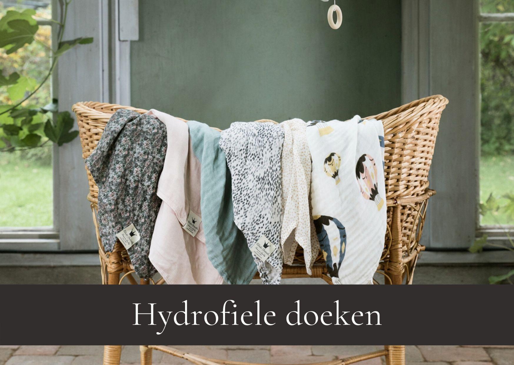 hydrofiele-doeken