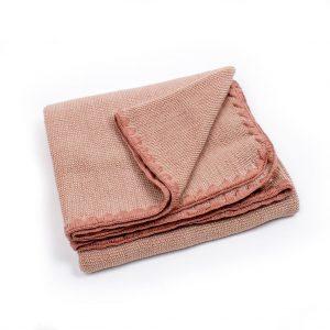 wollen-wieg-deken-disana-oud-roze