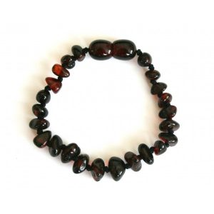 barnsteen-armbandje-baby-peuter-cherry