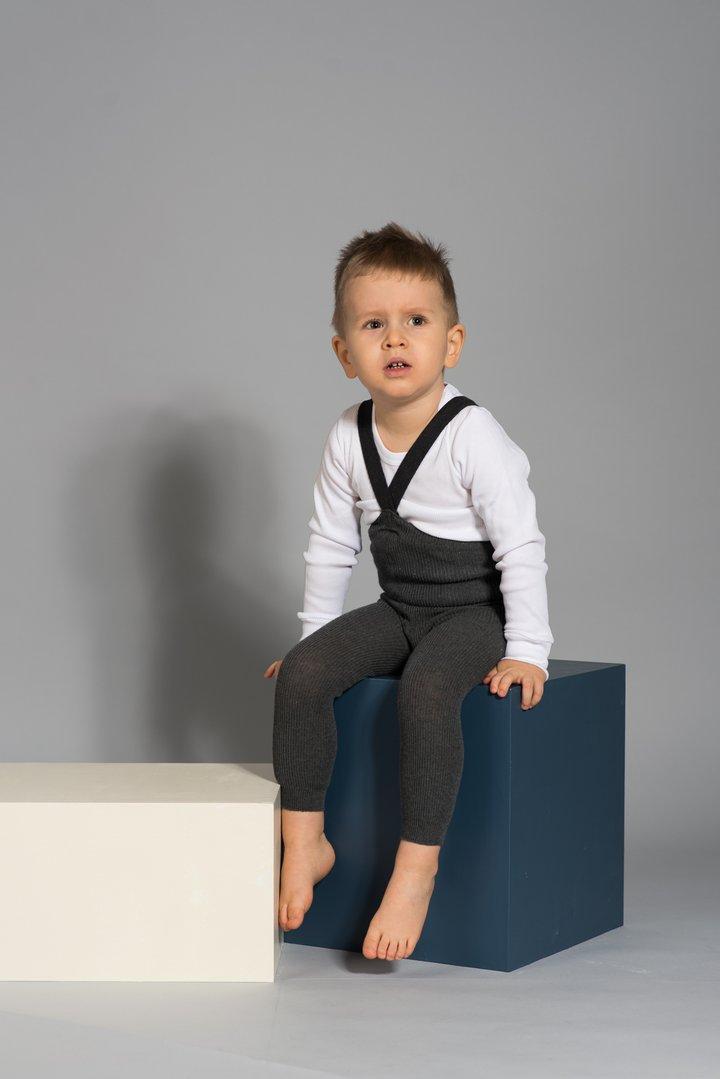 silly-silas-footles-maillot-dark-grey
