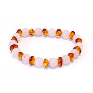 barnsteen-armband-volwassenen-rose-quartz