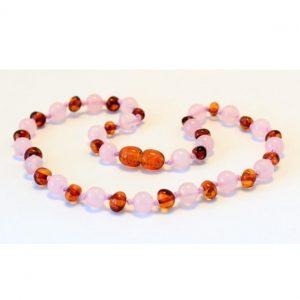 barnsteen-met-edelstenen-ketting-rose-quartz