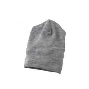 Engel-Natur-wol-zijde-mutsje-grijs