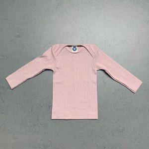 cosilana-wol-zijde-shirt-roze