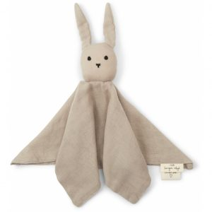 konges-slojd-rabbit-dark-clay-baby-knuffel