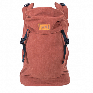 Bykay-draagzak-rusty-brown-classic-click-carrier