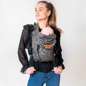 bykay-draagzak-classic-click-furry-leopard