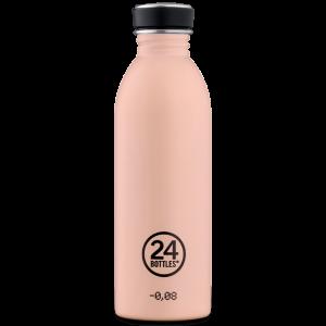 24bottles-rvs-drinkfles-urban-bottle-dusty-pink